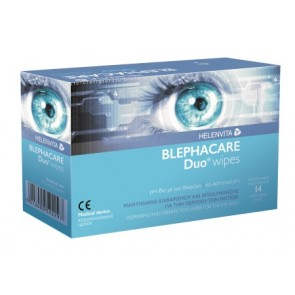 Helenvita - Blephacare Duo Wipes - 14pcs