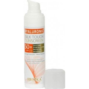 Froika - Hyaluronic Silk Touch Sunscreen SPF 50+ - 40ml
