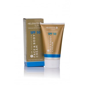 Helenvita - Sun Cream SPF 50 Face & Body - 150ml