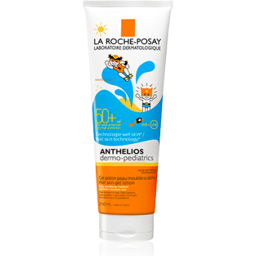 La Roche-Posay - Anthelios Dermo Pediatrics Wet Skin gel lotion SPF50+ - 250ml