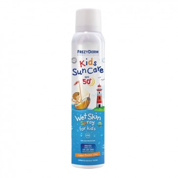 Frezyderm - Kids Sun Care SPF50+ Wet Skin Spray - 200ml