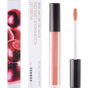 Korres - Morello Voluminous Lip Gloss 12 Candy pink - 4ml