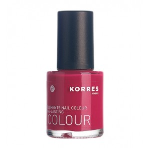 Korres - Nail Colour 19 Watermelon - 11ml