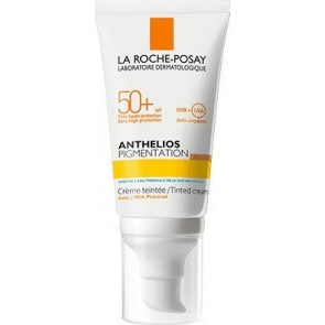 La Roche Posay - Anthelios Pigmentation Tinted Cream SPF50 Αντιηλιακή κρέμα προσώπου - 50ml