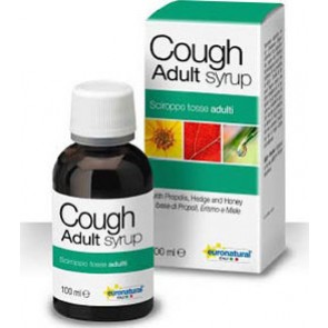 New Med - Cough adults syrup Αντιβηχικό σιρόπι ενηλίκων - 100ml