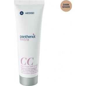 Medisei - Panthenol extra CC day cream SPF15 dark shade Κρέμα ημέρας (Σκούρα απόχρωση) - 50ml