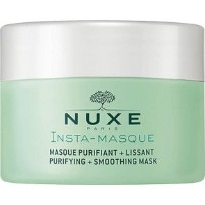 Nuxe - Insta-Masque purifying and smoothing mask Μάσκα προσώπου για βαθύ καθαρισμό & λείανση - 50ml