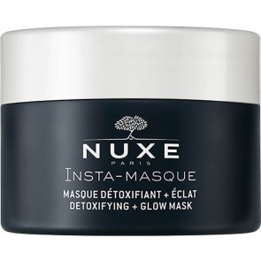 Nuxe - Insta-Masque detoxifying and glow mask Αποτοξινωτική μάσκα προσώπου με ενεργό άνθρακα - 50ml