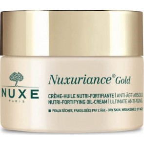 Nuxe - Nuxuriance gold nutri-fortifying oil-cream Ενυδατική κρέμα ημέρας - 50ml