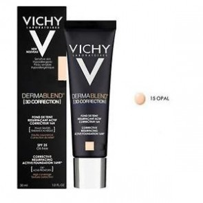 Vichy - Dermablend 3D Correction spf25 (No15 Opal) - 30ml