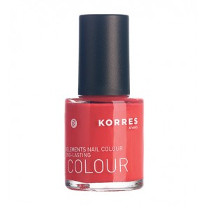Korres - Nail Colour 45 Coral - 11ml