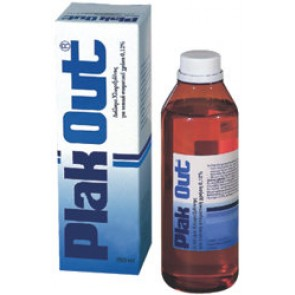 Omega Pharma Plak Out Solution 0,12%, 250ml
