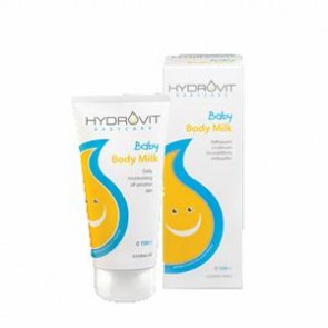 Target Pharma Hydrovit Baby Body Milk 150ml