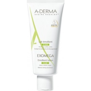 A-Derma - Exomega Emmolient Lotion Fluid - 200ml