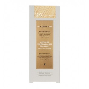 Korres - Abyssinia Superior Gloss Colorant 12.0 SPECIAL BLONDE - 50ml