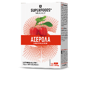 Superfoods - Ασερόλα Eubias 300mg - 30 κάψουλες