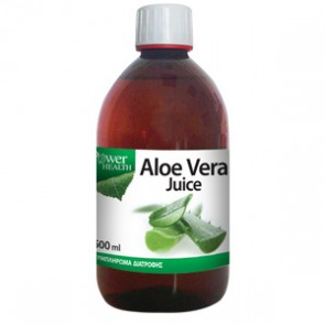 Power Health - Aloe Vera Χυμός αλόη - 500ml