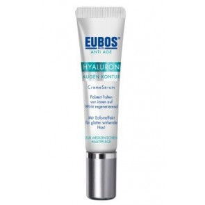 Eubos - Hyaluron Eye Contour Cream - 15ml