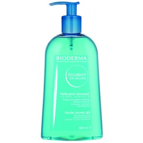Bioderma - Atoderm Gel Douche pump - 500ml