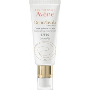 Avene - DermAbsolu Replenishing Tinted Cream SPF30 Κρέμα νεότητας με χρώμα - 40ml