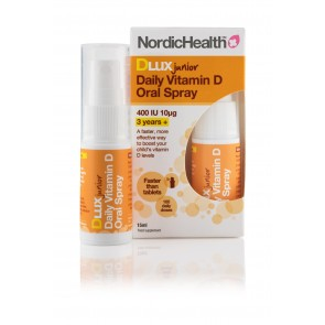 BetterYou - Dlux Junior 400iu spray D3 - 15ml