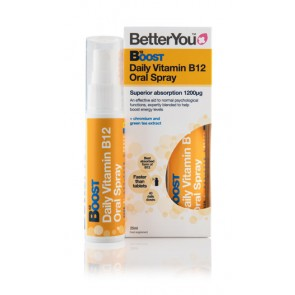 BetterYou - Dlux Boost B12 spray - 25ml