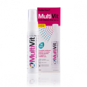 BetterYou - Dlux Multivit spray - 25ml