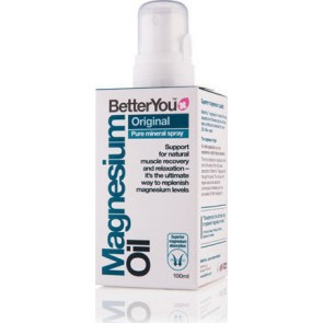BetterYou - Magnesium Oil Original Spray - 100ml