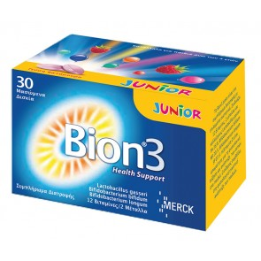 Merck - Bion 3 Junior - 30tabs