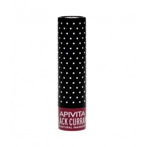 Apivita - Lip Care Black Currant Tinted με Φραγκοστάφυλο - 4.4 gr