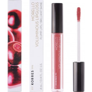 Korres - Morello Voluminous Lip Gloss 16 Blushed Pink - 4ml