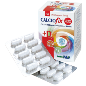 Intermed - Calciofix 400 - 90tabs