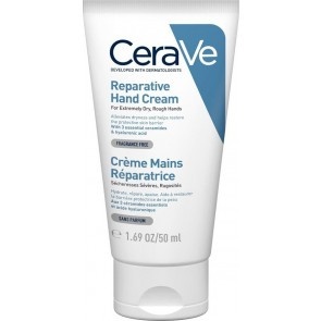 CeraVe - Reparative Hand Cream for extremely Dry Rough hands Fragnance Free Επανορθωτική κρέμα χεριών χωρίς Άρωμα - 50ml