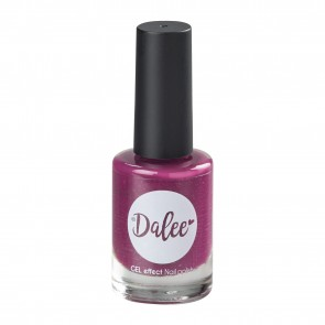 Medisei - Dalee Gel Effect Wine Purple No206 Βερνίκι Νυχιών - 12ml