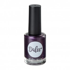 Medisei - Dalee Gel Effect Holo Plum Purple No404 Βερνίκι Νυχιών - 12ml