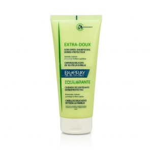 Ducray - Equilibrante Extra Doux Apres Shampooing Προστατευτική κρέμα μαλλιών - 200ml