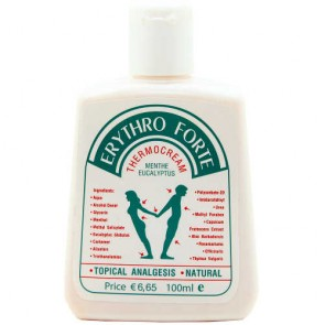 Erythro Forte Thermo Cream κρέμα - 110ml