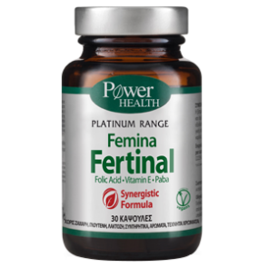 Power Health - Classics Platinum Femina Fertinal - 30caps