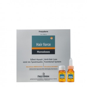 Frezyderm - Hair Force Monodose Day / Night - 14x10ml