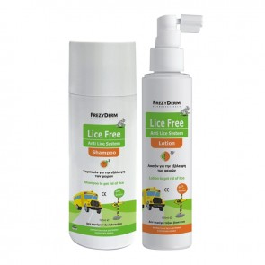 Frezyderm - Lice Free Set (Shampoo + Lotion) - 2x125ml