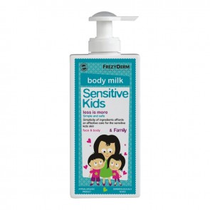 Frezyderm - Sensitive Kids Face & Body Milk & Family - 200ml