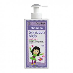 Frezyderm - Sensitive Kids Shampoo for Girls - 200ml