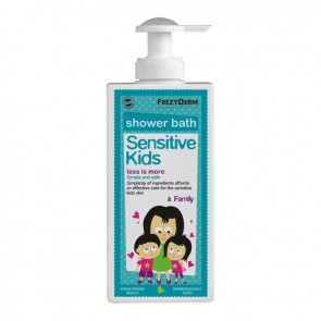 Frezyderm - Sensitive Kids Shower Bath & Family - 200ml