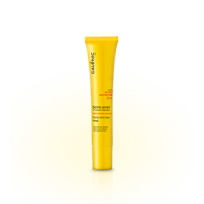 Galenic - Soins soleil - Fluide ultra léger visage haute protection SPF30 - Λεπτόρρευστη αντηλιακή κρέμα / Πρόσωπο - 40ml