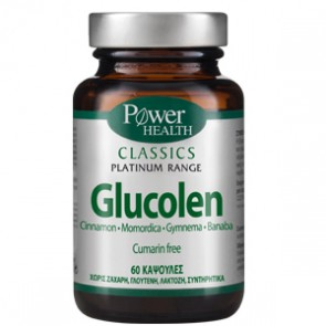 Power Health - Classics Platinum Range Glucolen - 60caps