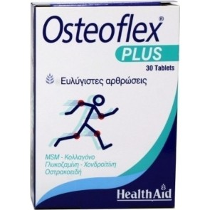 Health Aid - Osteoflex Plus - 30 tab
