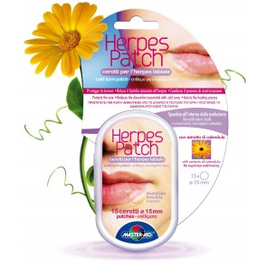 Master Aid - Herpes patch - 15τεμ.