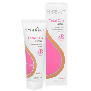 Hydrovit - Total Care cream SPF15 - 40ml