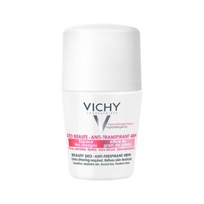 Vichy - Deodorant Ideal Finish 48-ωρη φροντίδα roll on - 50ml