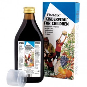 Power Health - Kindervital σιρόπι - 250ml